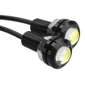 Fashion-White-12V-10W-Eagle-Eye-LED-Daytime-Running-DRL-Backup-Light-Car-Lamp