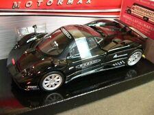1/24 Motor Max Pagani Zonda F Nürburgring schwarz