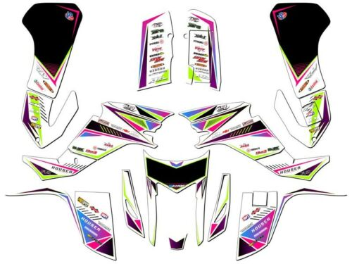 2003 2004 2005 2006 2007 2008 LTZ 400 LTZ400 SUZUKI GRAPHICS KIT STICKERS DECALS