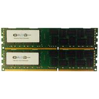 16gb (2x8gb) Memory Ram Compatible With Dell Xc Web-scale Xc630 Ecc Reg B7