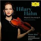 Mozart: Violin Concerto No. 5; Vieuxtemps Violin Concerto No. 4 (2015)