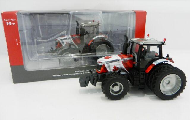 1//64 SPECCAST AGCO MASSEY FERGUSON 8660 4WD TRACTOR W// REAR DUALS