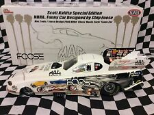 Scott Kalitta Special Edition NHRA Funny Car designed by Chip Foose diecast