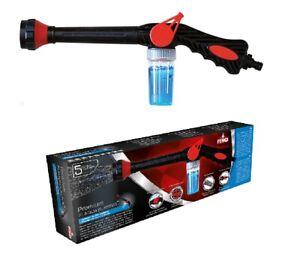Premium-F1-Aquablaster-Hose-Fitting-8-Spray-Settings-Car-Wash-Shampoo-Snowfoamer