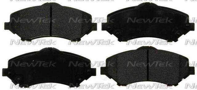 Disc Brake Pad Set-Galaxy Ceramic Disc Pads Front NewTek SCD1058