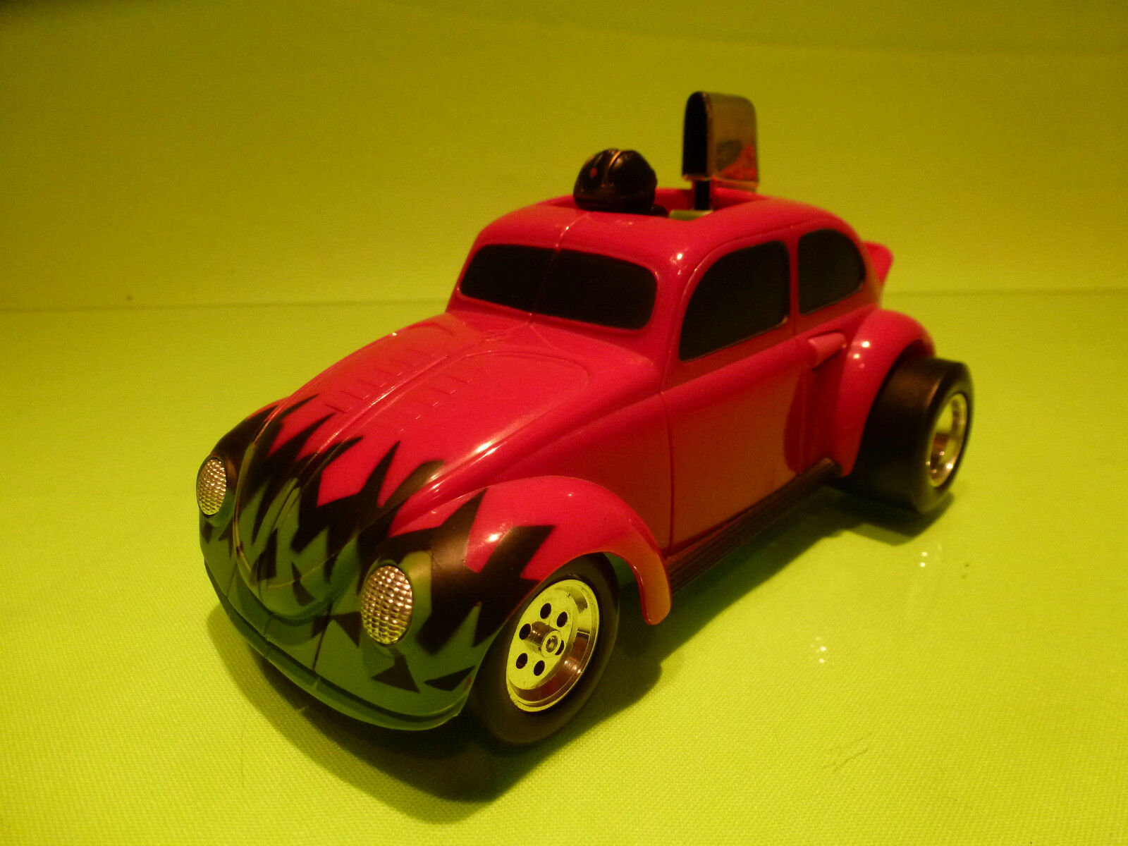 PLASTIC VW VOLKSWAGEN KAFER BEETLE - TRANSFORMERS M.A.S.K - EXTREMELY RARE