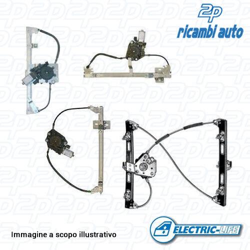 1 Electric Life Zrtt10r Alzacristallo Anteriore Dx