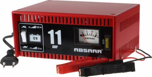 Dieselfahrzeuge ABSAAR Batterieladegerät 11 Ampere 12 Volt KFZ Ladegerät