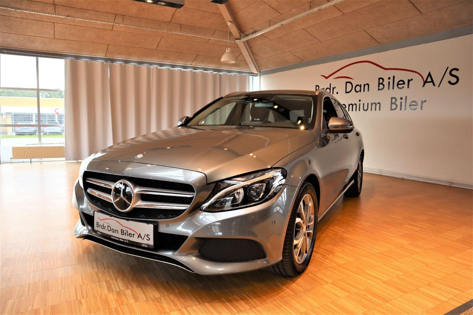 Mercedes C250 d 2,2 Avantgarde stc. aut. 5d - 334.800 kr.