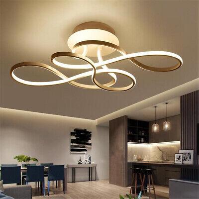 LED Modern Acrylic Chandelier Dining Room Ceiling Light Pendant Lamp  Fixtures | eBay