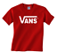New-adult-VANS-classic-logo-t-shirt-skateboard-tee-warped-tour-sizes-Small-to-XL