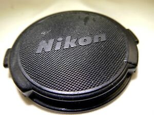 Nikon-52mm-Front-Lens-Cap-Snap-On-for-Nikkor-Ai-Ai-s-Free-Shipping-Worldwide