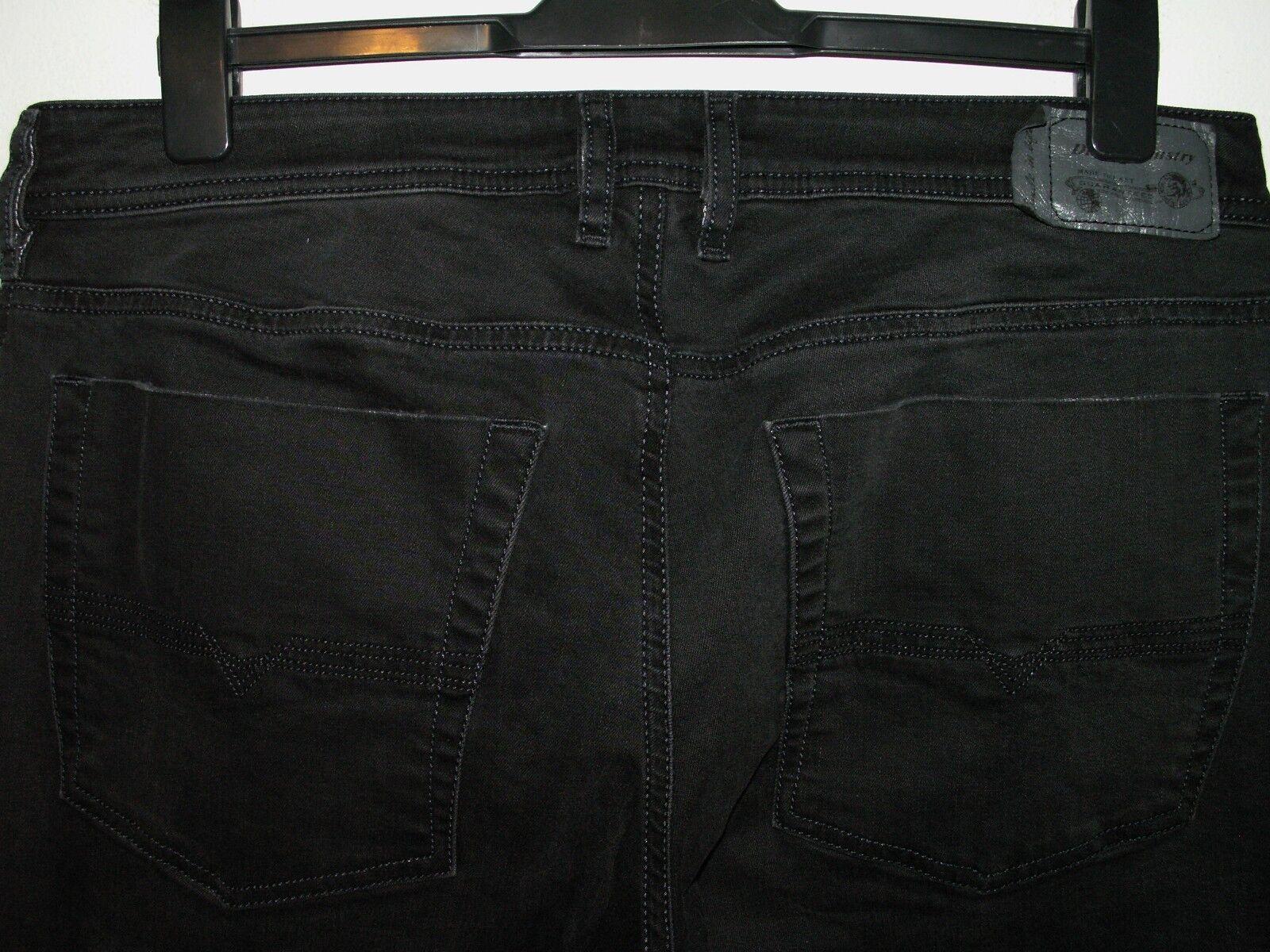 Diesel zatiny bootcut jeans wash RA468 stretch W33 L32 (a3793)