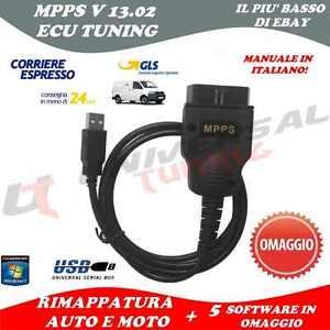 MPPS-V13-Tuning-EDC16-EDC17-OBD-RIMAPPATURA-ECU-AUTO-V12-SOFTWARE-EGR-DPF-FAP