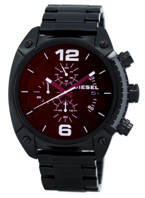 Diesel Mega Chief Quartz Chronograph DZ4316 Mens Watch