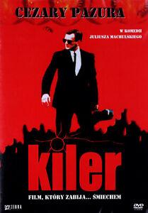 DVD-KILER-Juliusz-Machulski-NEW-POLISH-DVD
