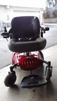 EXCELLENT SHAPE: Golden Technologies Alante Jr Power Wheelchair ** LOCAL ONLY **