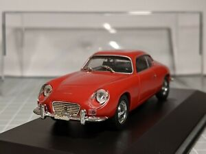 Lancia Appia Zagato GTE Red 1/43 NOREV Very Rare
