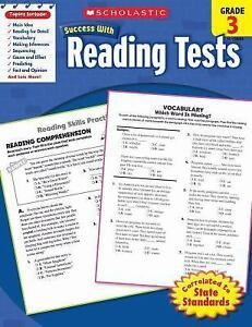 Scholastic-Success-with-Reading-Tests-2010-Paperback-2010