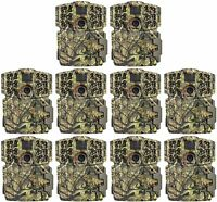 (10) Moultrie No Glow Invisible 20mp Mini 999i Infrared Game Cameras   M-999i on Sale