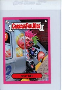 2019 GPK NYC Takeover ASHLEY CAN 6a Pink Parallel Garbage Pail Kids