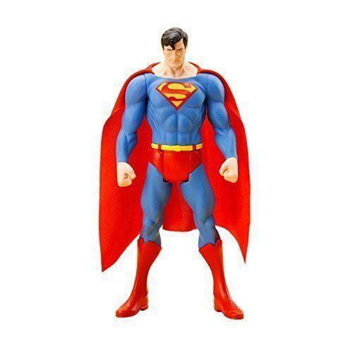 SUPER POWERS SUPERMAN 1 10 SCALE PRE-PAINTED STATUE KOTOBUKIYA ARTFX PLUS
