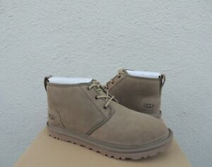 71f866f9abd Details about UGG NEUMEL ANTILOPE SUEDE/ SHEEPWOOL ANKLE BOOTS, WOMEN US 7/  EUR 38 ~NEW
