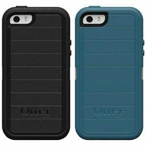 New-OtterBox-Defender-PRO-For-Apple-iPhone-5-iPhone-5S-amp-iPhone-SE-No-Clip