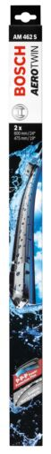 Pair Flat FORD FOCUS Mk3 ST 2.0 2x Wiper Blades Aero type Front 2012 on Set