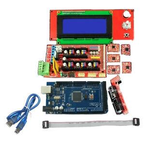 3D-Printer-Kit-RAMPS-1-4-Mega2560-A4988-2004-LCD-Controller-Arduino-Reprap