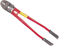 Hand Swager Swaging Crimping Tool W/built-in Cable Cutter, Hit Tools-choose Size