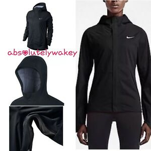 75fb870d2d11 Nike Shield Women s Running Jacket Runner LIGHTWEIGHT Reflect With ...