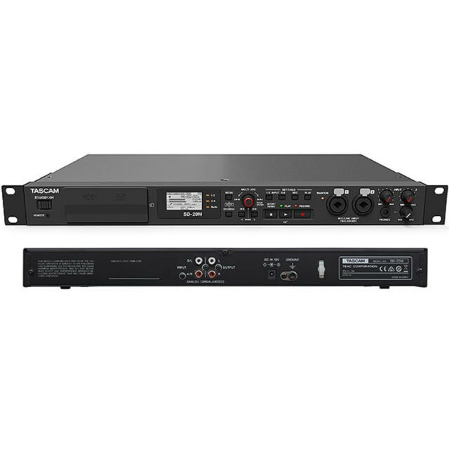 designed a rack network in from digital the sources number housed offer to media local is mount r and playback drp player of gemini professional recorder