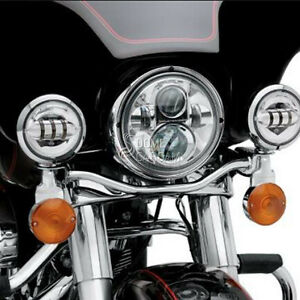 Best option for harley davidson road king head light