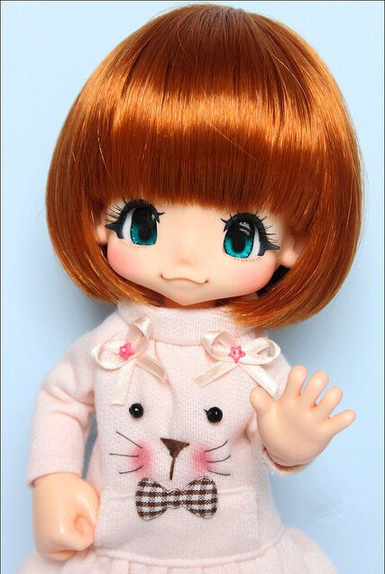 1 6 Bjd Doll SD Doll Juice Kiki -Free Face Make UP+Free Eyes