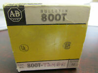 Allen Bradley 800t T2mb41 Joystick Series N