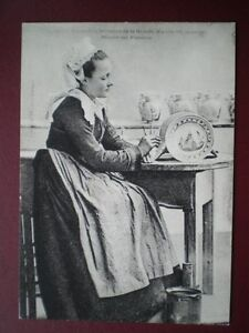 POSTCARD SOCIAL HISTORY LADY PAINTING PLATES - <span itemprop=availableAtOrFrom>Tadley, United Kingdom</span> - Full Refund less postage if not 100% satified Most purchases from business sellers are protected by the Consumer Contract Regulations 2013 which give you the right to cancel the purchase w - Tadley, United Kingdom