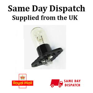 Microwave Ovens Appliance Lamp Bulb 2A 25W 240V Replacement