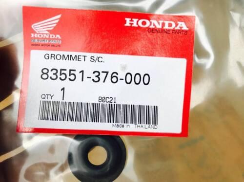 HONDA CB900 CB1000 GL1100 TLR250 VT500 SIDE COVER GROMMET SET OF 4 PCS NOS