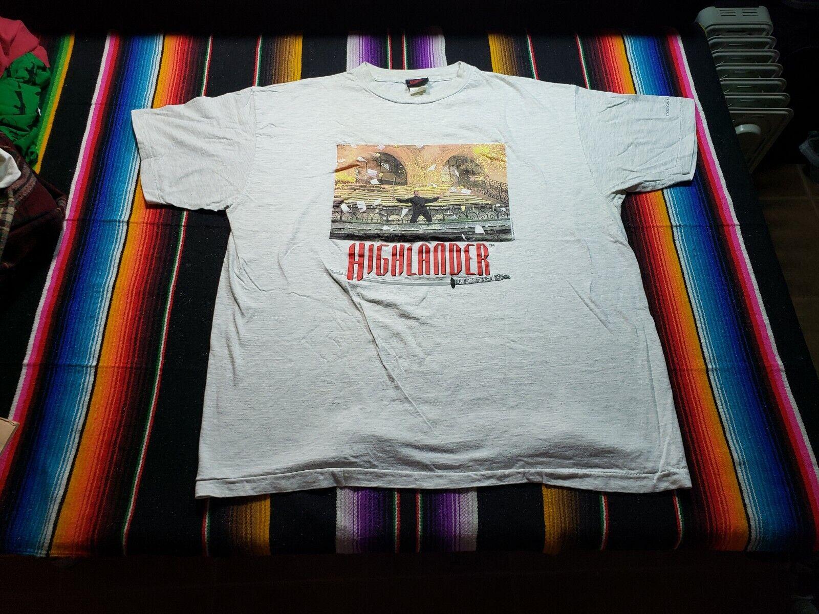 1997 Friends /'Central Perk/' vintage single-stitch grey t-shirt