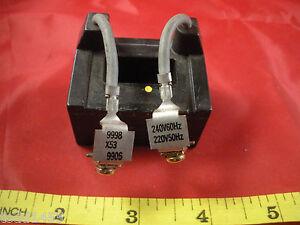 Square-D-9998X53-9906-Magnet-Coil-Starter-Contactor-9998X539906-240-220v-60-50Hz
