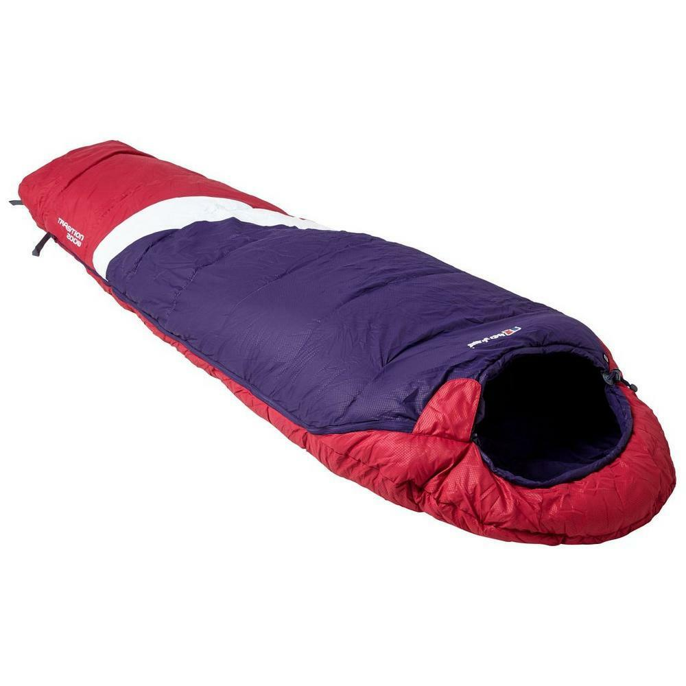 Neuf Berghaus Transition 200W Tentes de Sac de Couchage Couchage Couchage Camping Violet 1ba780