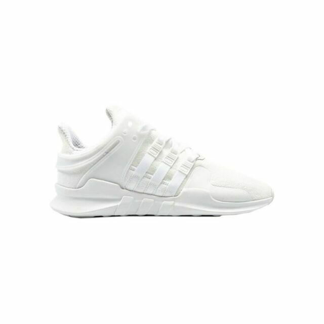 Size 8.5 - adidas EQT Support ADV Triple White 2017 - CP9558