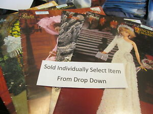 $5.20 Ea PARADISE PUBLICATIONS CROCHET COLLECTOR SERIES Your Choice