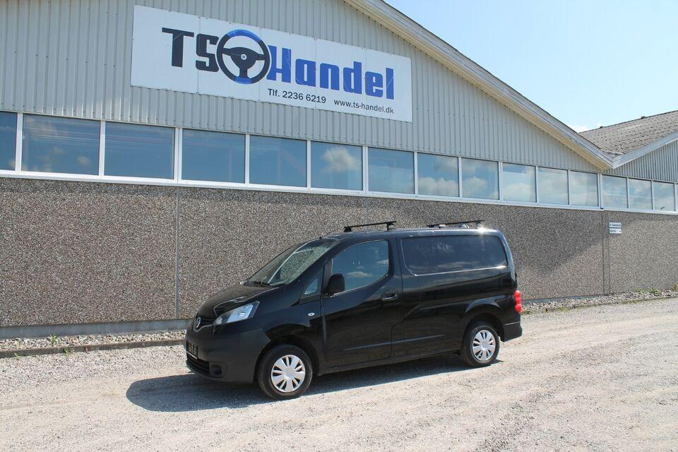 Nissan NV200 1,5 dCi 90 Premium Van d Diesel modelår 2014 km