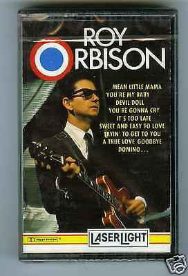 Alarm Cassette Tape (new) Roy Orbison (laserlight)