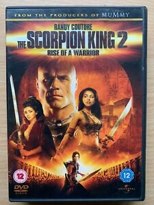 Scorpion-King-2DVD-2012-Momia-Subir-de-un-Warrior-Terror-Pelicula-de-Cine