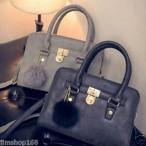 Fashion-Women-Handbag-Shoulder-Bag-Messenger-Large-Tote-Leather-Ladies-Purse-Lot