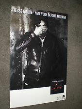 POSTER new york before war by JESSE MALIN for the band / tour / album cd jessie