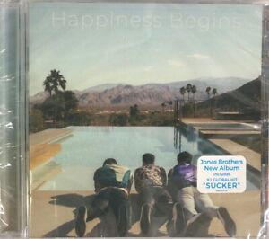 Jonas Brothers - Happiness Begins (CD 2019 Republic) Brand NEW